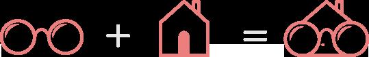 Lunettes au logis logo
