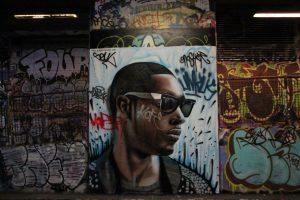Banksy tunnel - Londres