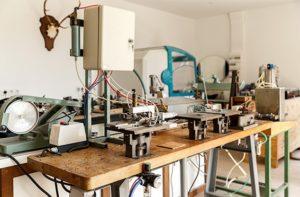 Lunettes sur-mesure Atelier Sylvain Vialle