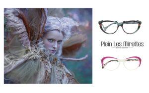 lunettes femme plein les mirettes