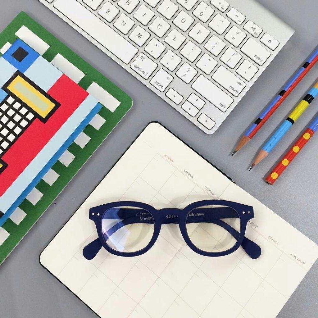lunettes izipizi anti-lumière bleue