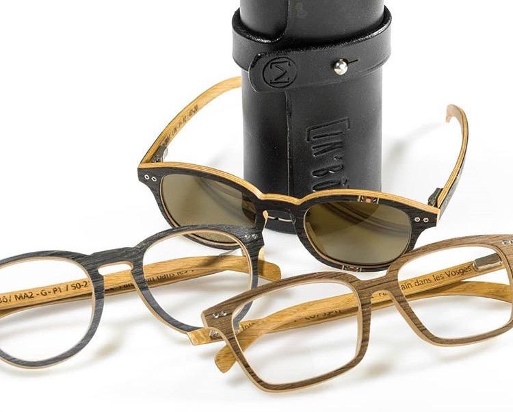 lunettes de vue bois tendance 2019 in'bo