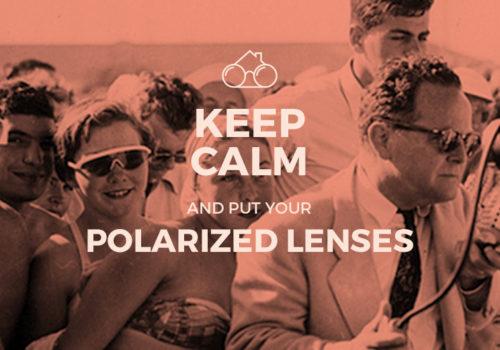 porteurs de verres polarisés pour illustrer qu'est'ce que les verres polarisés ?