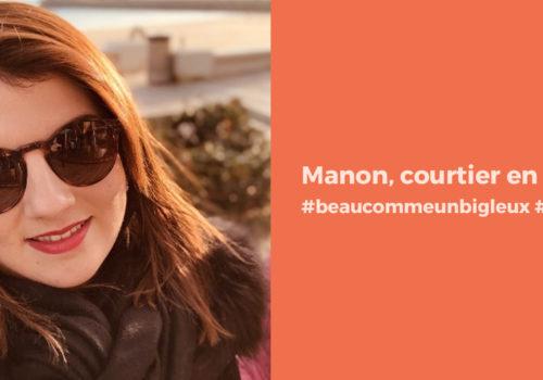 interview lunettes manon à Angers