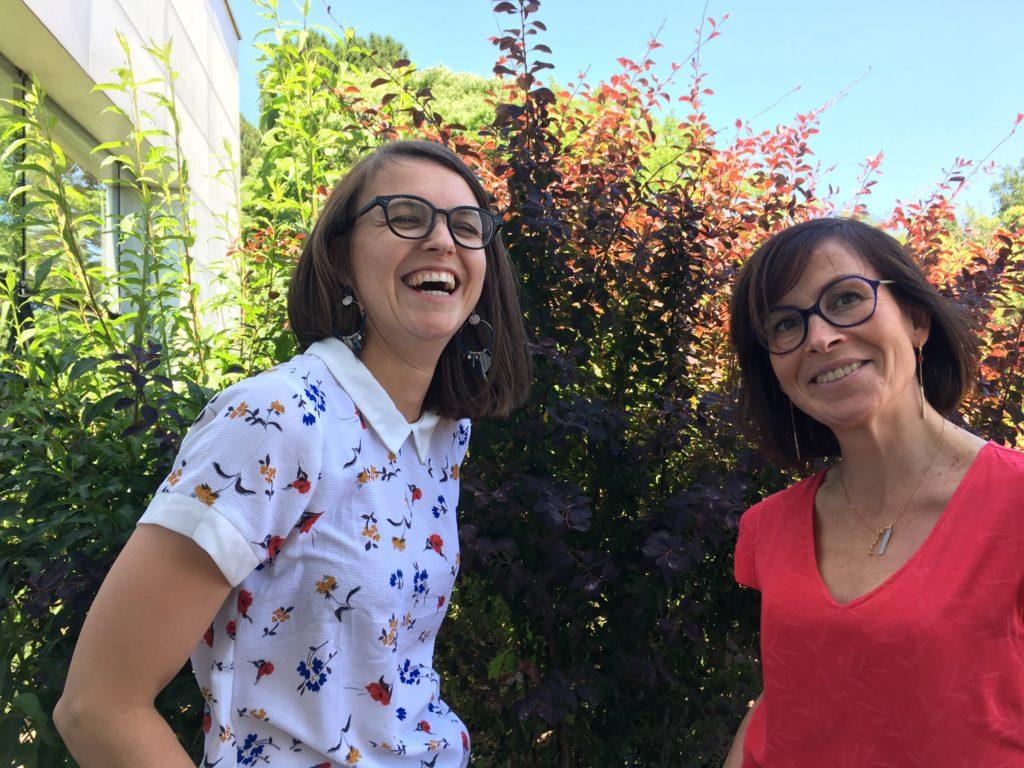 interview Angers Technopole port de lunettes