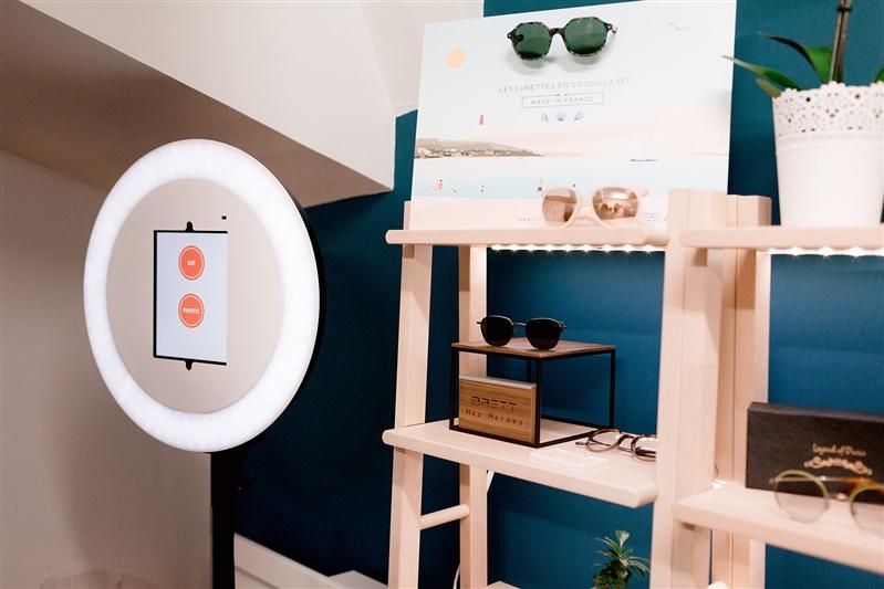 lunettes écologiques en coquillage fabriquées en france friendly frenchy