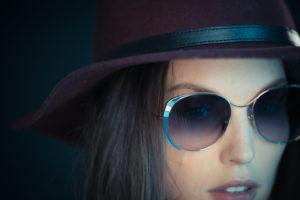 lunettes de soleil nathalie blanc