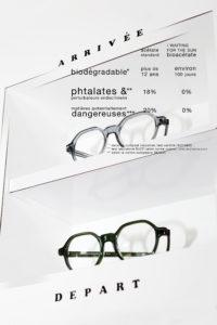 lunettes de fabrication écologique waiting for the sun