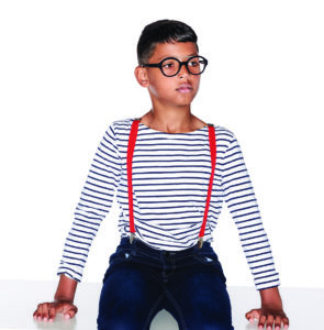Lunettes enfants Very French gangster made in France