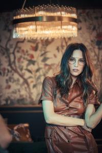 lunettes femme n. Blanc