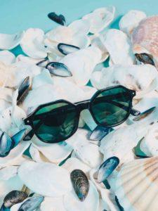 lunettes écologiques Friendly Frenchy faites en France en coquillage bretons