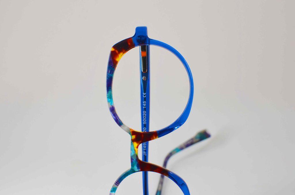 couleur tendance lunettes 2021